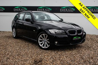 2010 BMW 3 SERIES 2.0 320D SE BUSINESS EDITION TOURING 5d 181 BHP £6500.00