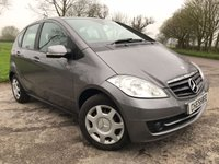 USED 2009 58 MERCEDES-BENZ A CLASS 1.5 A150 CLASSIC SE 5d GENUINE LOW MILES