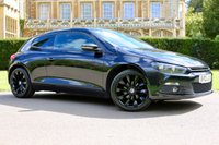 USED 2013 13 VOLKSWAGEN SCIROCCO 2.0 GT TDI BLUEMOTION TECHNOLOGY 2d 140 BHP