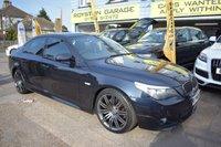 2007 BMW 5 SERIES  530D AC 4d AUTO 232 BHP £7999.00