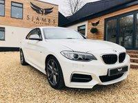 2014 BMW 2 SERIES 3.0 M235I 2d 322 BHP £18490.00