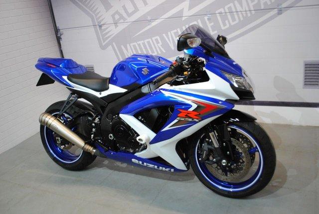 2009 09 SUZUKI GSXR750 749cc GSXR 750 K8