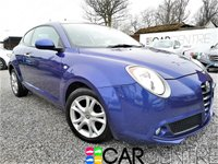 USED 2011 11 ALFA ROMEO MITO 1.4 SPRINT 16V 3d 77 BHP 1 PRV OWNER + JUST SERVICED