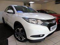 2015 HONDA HR-V 1.5 I-VTEC SE 5d 129 BHP £14995.00