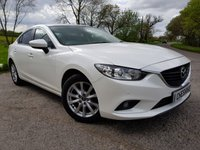 USED 2015 15 MAZDA MAZDA 6 2.2 D SE-L NAV 4d PARKING SENORS