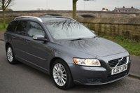 2007 VOLVO V50 2.4 D5 SE LUX 5d ESTATE  AUTO 180 BHP £4499.00