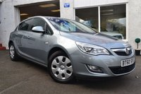USED 2011 60 VAUXHALL ASTRA 1.6 EXCLUSIV 5d 113 BHP GREAT VALUE ASTRA 1.6 PETROL