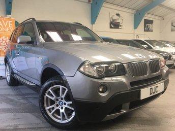 2006 BMW X3 3.0 D SE 5d AUTO 215 BHP £2990.00