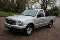 USED 2005 55 FORD RANGER 2.5 REGULAR CAB 4X2 1d 83 BHP