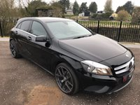 2014 MERCEDES-BENZ A CLASS 1.5 A180 CDI BLUEEFFICIENCY SPORT 5d 109 BHP £12600.00