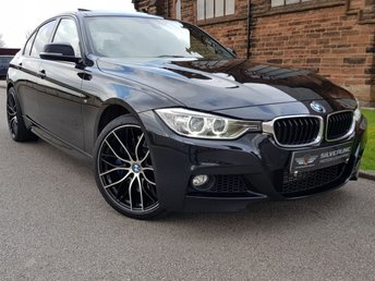 2015 BMW 3 SERIES 3.0 335D M SPORT 4d AUTO 302 BHP £22995.00