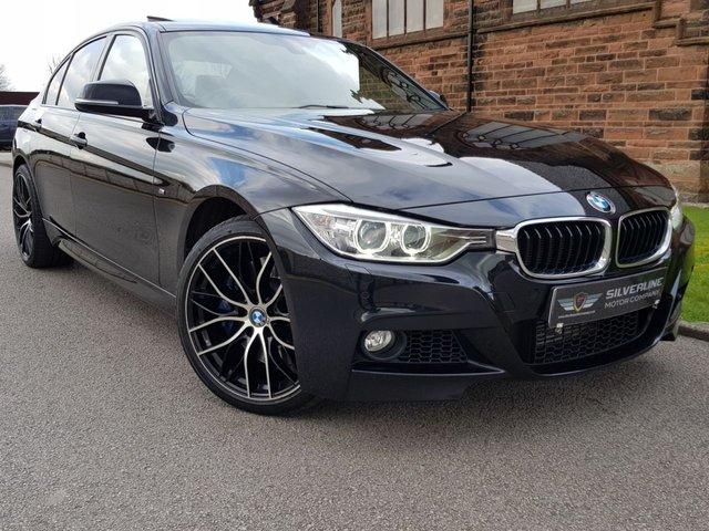 2015 15 BMW 3 SERIES 3.0 335D M SPORT 4d AUTO 302 BHP