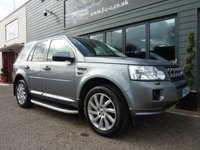 2011 LAND ROVER FREELANDER 2.2 SD4 HSE 5d AUTO 190 BHP £SOLD
