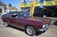 USED 1972 FORD CAPRI  3000 GT AUTOMATIC 2d 128 BHP 46 YEAR OLD CLASSIC IN SUPERB CONDITION