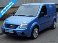 USED 2010 60 FORD TRANSIT CONNECT TREND 1.8 TDCI T200 SWB LOW ROOF 90 BHP No VAT To Pay, Full Service History