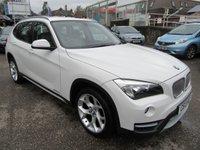 2013 BMW X1 2.0 XDRIVE20D XLINE 5d 181 BHP £11600.00