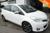 USED 2014 64 TOYOTA YARIS 1.3 VVT-I TREND 5d 99 BHP VIEW AND RESERVE ONLINE OR CALL 01527-853940 FOR MORE INFO.