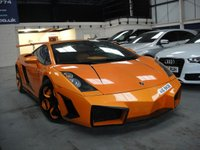 USED 2004 04 LAMBORGHINI GALLARDO 5.0 V10 COUPE 2d 494 BHP CAT BYPASS+SPORT EXHAUST RARE LEFT HAND MODEL+