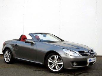 2008 MERCEDES-BENZ SLK 3.0 SLK280 2d AUTO 232 BHP £9500.00