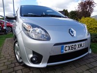 USED 2010 60 RENAULT TWINGO 1.1 I-MUSIC 3d 75 BHP **Ideal 1st Car Low Mileage 12 Months Mot**