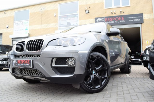 2014 14 BMW X6 XDRIVE30D AUTOMATIC