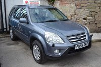 USED 2006 56 HONDA CR-V 2.2 I-CTDI SPORT 5d 138 BHP Really Clean Vehicle - Full Service History (11 service stamps) -