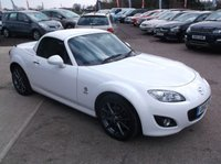 USED 2012 12 MAZDA MX-5 2.0 I ROADSTER VENTURE EDITION 2d 158 BHP READY FOR SUMMER, EXCELLENT SPEC, GREAT SERVICE HISTORY, DRIVES SUPERBLY