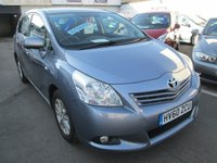 2010 TOYOTA VERSO 1.8 TR VALVEMATIC 5d AUTOMATIC 7 SEATER 145 BHP £7295.00