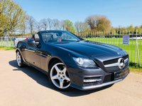 2013 MERCEDES-BENZ SLK 2.1 SLK250 CDI BLUEEFFICIENCY AMG SPORT 2d AUTO 204 BHP £15000.00