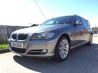 2011 BMW 3 SERIES 2.0 320D EXCLUSIVE EDITION TOURING 5d 181 BHP £6990.00
