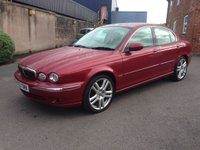 USED 2004 53 JAGUAR X-TYPE 2.5 V6 SE 4d 195 BHP Clean example for its age