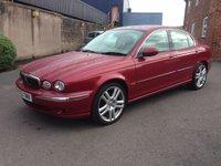2004 JAGUAR X-TYPE 2.5 V6 SE 4d 195 BHP £2000.00