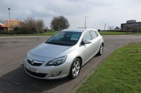 USED 2011 61 VAUXHALL ASTRA 2.0 SRI CDTI Alloys,Air Con,Cruise Control Alloys Air Con,Cruise Control,63mpg