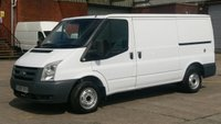 USED 2008 08 FORD TRANSIT 2.2 300 MWB LR 1d 110 BHP 2 OWNER  NO VAT TO ADD  FREE 12 MONTHS WARRANTY COVER ///