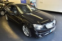 USED 2009 59 MERCEDES-BENZ CLC CLASS 1.6 CLC 160 BLUEEFFICIENCY SPORT 3d AUTO 129 BHP , FULLY PREPARED WITH FULL SERVICE AND 12 MONTH MOT, GREAT SPEC INCLUDING FULL LEATHER, FRONT AND REAR PARKING SENSORS