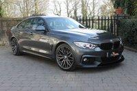 2015 BMW 4 SERIES 2.0 420D M SPORT GRAN COUPE 4d AUTO 181 BHP £21950.00
