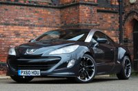 USED 2010 60 PEUGEOT RCZ 2.0 HDi GT 2dr **NOW SOLD**