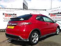 USED 2010 10 HONDA CIVIC 1.4 i-VTEC Type S 3dr FULL MOT+GREAT HISTORY+VALUE