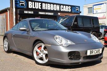 2003 PORSCHE 911 3.6 CARRERA 4 S 2d 316 BHP £18990.00