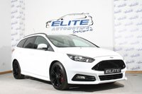 USED 2016 66 FORD FOCUS 2.0 ST-2 5d 247 BHP MP275, STYLE PACK/ PRIVACY / ESTATE, FSH