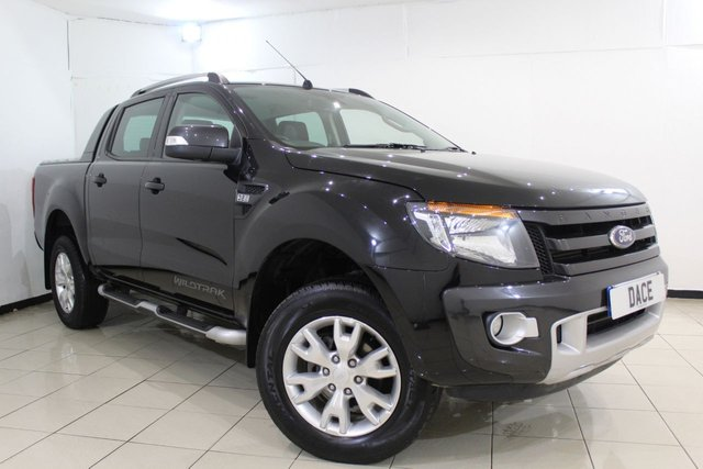 View our 2015 65 FORD RANGER 3.2 WILDTRAK 4X4 DCB TDCI 1DR 197 BHP