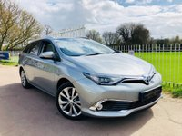 2015 TOYOTA AURIS 1.8 VVT-I EXCEL TOURING SPORTS 5d AUTO 99 BHP £18000.00