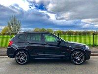 2016 BMW X3 3.0 XDRIVE30D M SPORT 5d 255 BHP £29995.00