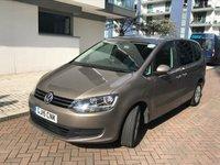 2015 VOLKSWAGEN SHARAN 2.0 S TDI DSG 5d AUTO 142 BHP £SOLD