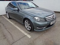 2011 MERCEDES-BENZ C CLASS 2.1 C250 CDI BLUEEFFICIENCY SPORT 4d AUTO 202 BHP £10475.00