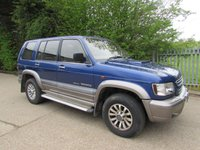 2004 ISUZU TROOPER