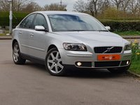 USED 2004 54 VOLVO S40 1.8 SE 4dr FSH LOW MILES LEATHER SEATS