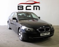 2007 BMW 5 SERIES 2.0 520D SE 4d 161 BHP £4500.00