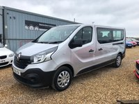 2016 RENAULT TRAFIC 1.6 LL29 BUSINESS ENERGY DCI 5d 125 BHP £13290.00