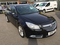 USED 2011 61 VAUXHALL INSIGNIA 2.0 SRI CDTI 5d 157 BHP IN METALLIC BLACK APPROVED CARS ARE PLEASED TO OFFER THIS VAUXHALL INSIGNIA ESTATE IN METALLIC BLACK WITH SERVICE HISTORY